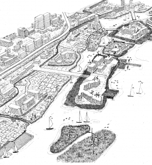 Master Thesis, MArch Urban Design, The Bartlett